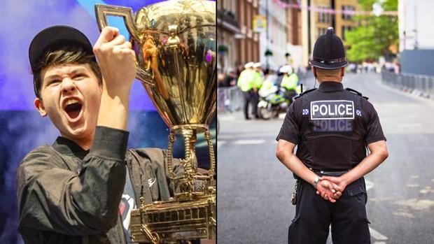 Nhà vô địch giải eSport vừa nhận hơn 70 tỷ bị cảnh sát sờ gáy ngay trên sóng livestream - Ảnh 2.
