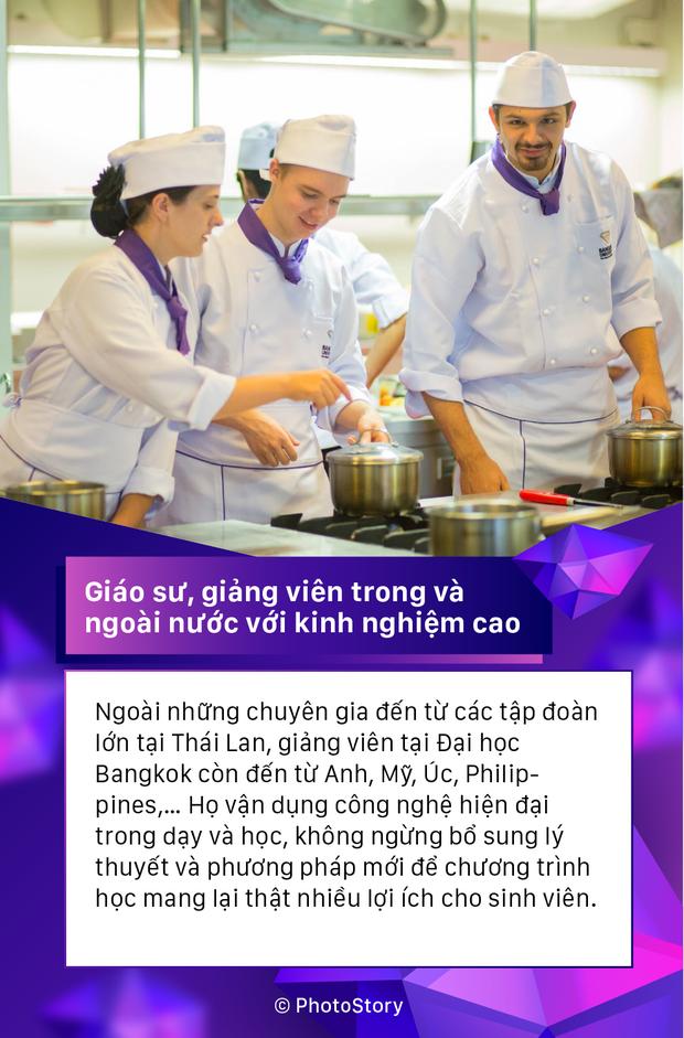 Lý do host Asias Next Top Model Cindy Bishop, Hoa hậu Thái Lan 2012 Farida Waller cùng nhiều KOLs Thái chọn Đại học Bangkok - Ảnh 3.