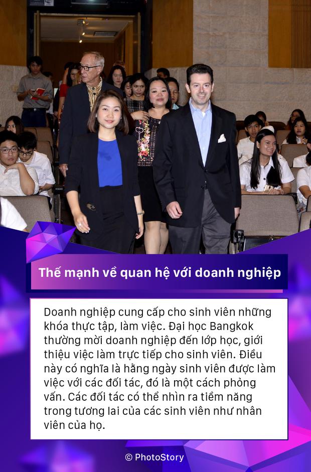 Lý do host Asias Next Top Model Cindy Bishop, Hoa hậu Thái Lan 2012 Farida Waller cùng nhiều KOLs Thái chọn Đại học Bangkok - Ảnh 5.