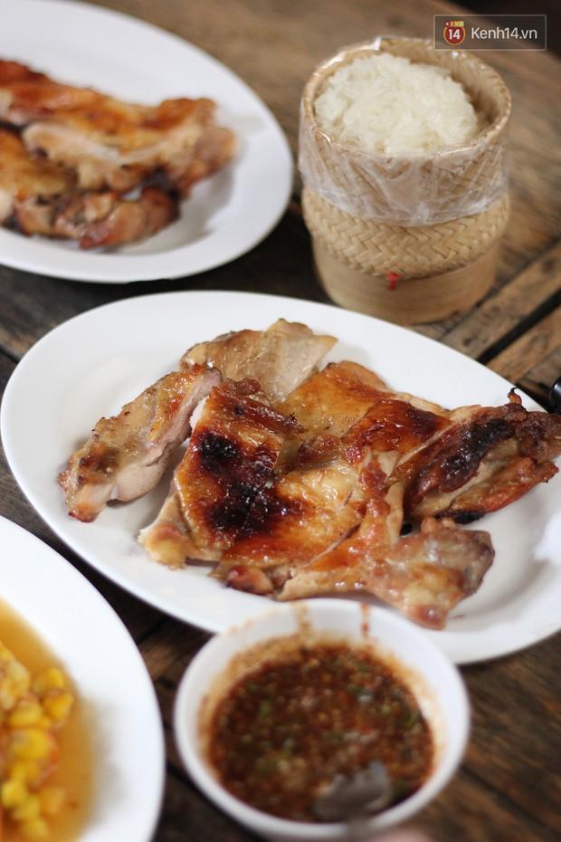 Có một quán gà nướng mà bạn nhất định phải thử khi đến Chiang Mai du lịch - Ảnh 6.