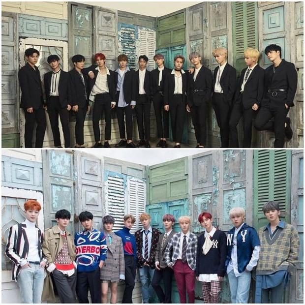 Hơn cả Chống Đạn Thiếu Niên Đoàn của BTS, Kpop xuất hiện boygroup có cái tên cực thách thức: Dưới bầu trời này không có đối thủ! - Ảnh 3.