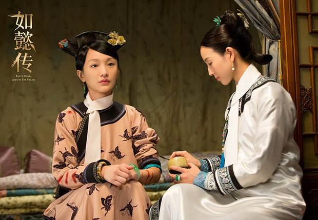 4 cặp bách hợp được khán giả Hoa Ngữ nhiệt tình: Đỉnh cao nhất vẫn là Như Ý Châu Tấn và Hải Lan Trương Quân Ninh - Ảnh 4.