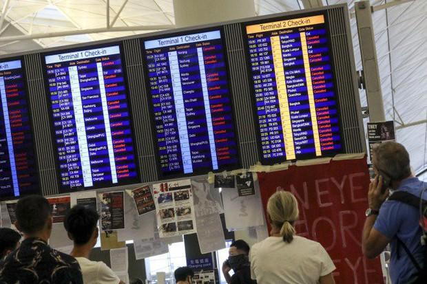 Đây là những việc mà du khách cần làm nếu chẳng may bị hoãn chuyến bay ở Hong Kong trong thời gian này - Ảnh 3.