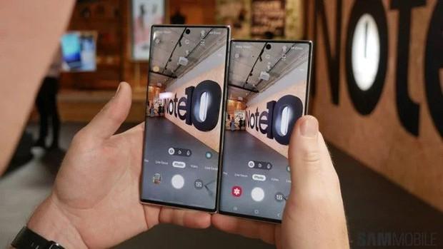 Galaxy Note10+ đạt điểm camera khủng nhất thế giới: DxOMark chấm 113 điểm, đứng đầu làng smartphone - Ảnh 1.
