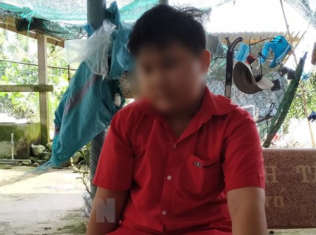 Phạt học sinh đứng lên ngồi xuống 200 lần phải nhập viện, giáo viên ở Tiền Giang bị kỷ luật - Ảnh 1.
