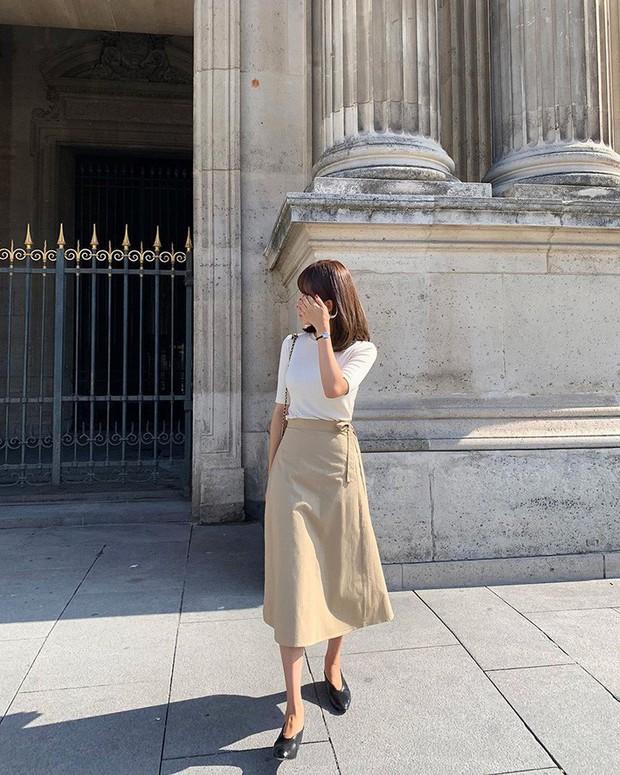 Street style châu Á: Sơ mi chiếm ưu thế toàn tập vì đơn giản lại dễ mặc đẹp - Ảnh 11.