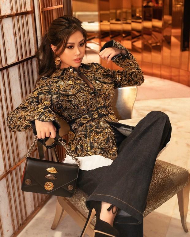 3 ái nữ cành vàng lá ngọc nhà đại gia Việt: Thay đồ hiệu như thay áo, xách túi hiệu như xách giỏ đi chợ mỗi ngày - Ảnh 13.