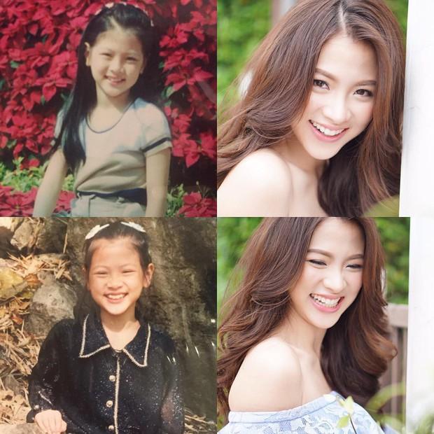 Top sao nữ đẹp từ trong trứng nước của showbiz Thái: Dàn mỹ nhân lai xuất sắc, Nira Chiếc lá bay chưa phải là nhất! - Ảnh 6.
