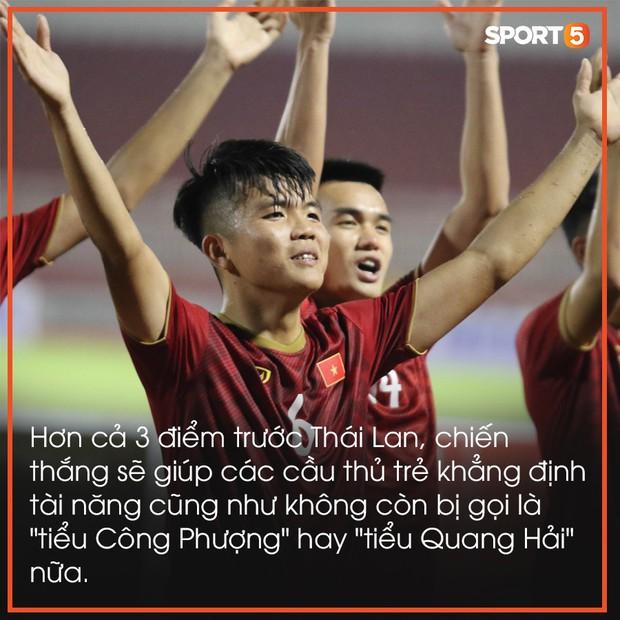 U18 Việt Nam vs U18 Thái Lan: Cuộc chiến đi tìm sự thừa nhận - Ảnh 3.