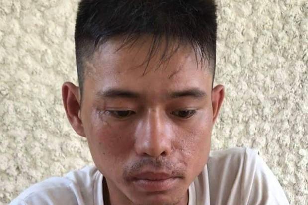 Bắt gã trai nghi đánh chết vợ cũ, dâm ô con riêng của nạn nhân - Ảnh 1.