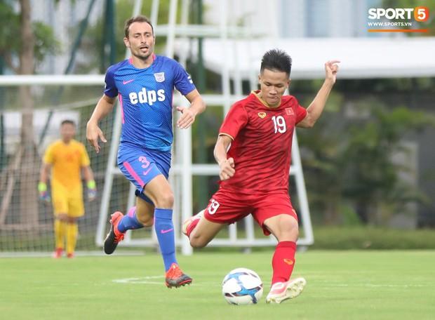 Martin Lo tỏa sáng, U22 Việt Nam thắng nhẹ CLB mạnh nhất của Hong Kong (Trung Quốc) - Ảnh 7.