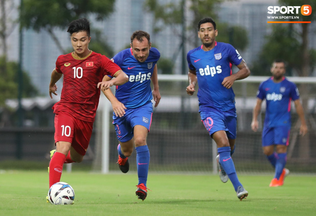 Martin Lo tỏa sáng, U22 Việt Nam thắng nhẹ CLB mạnh nhất của Hong Kong (Trung Quốc) - Ảnh 9.