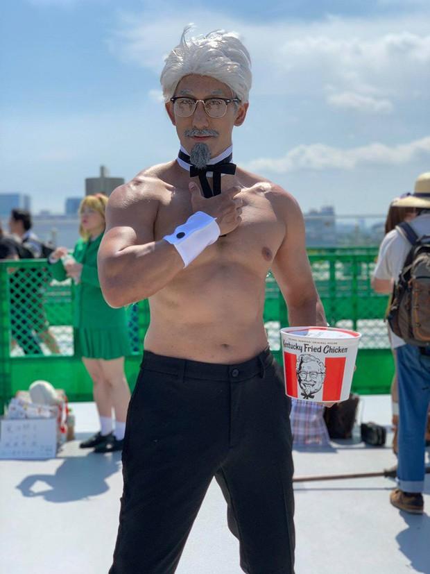 Những màn cosplay đỉnh cao chỉ có thể thấy tại Nhật Bản sẽ khiến bạn cười không ngậm được mồm bởi sự lầy lội có một không hai - Ảnh 14.