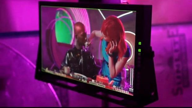 Rò rỉ ảnh từ MV mới nhất của Tóc Tiên: nghi vấn tạo hình rất giống 1 MV huyền thoại của Britney Spears? - Ảnh 7.