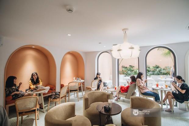 Đổi gió sống ảo ở quán cafe phong cách Morocco đang được giới trẻ check in rần rần tại Hà Nội - Ảnh 6.