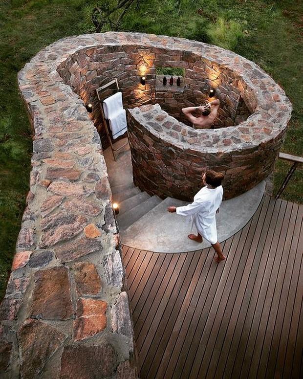 Dân mạng khóc thét với trải nghiệm tắm cùng voi trong bể bơi khách sạn 5 sao ở Nam Phi, mới nghe đã muốn chạy 8 hướng! - Ảnh 20.