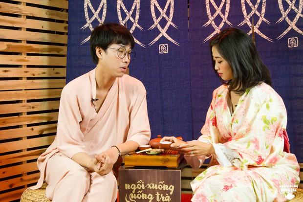 Bị Trấn Thành khuyên nên bỏ nghề diễn viên, đây là phản ứng thực sự của Hải Triều - Ảnh 3.