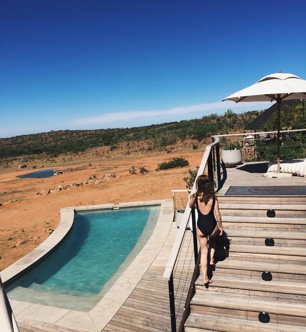 Dân mạng khóc thét với trải nghiệm tắm cùng voi trong bể bơi khách sạn 5 sao ở Nam Phi, mới nghe đã muốn chạy 8 hướng! - Ảnh 15.
