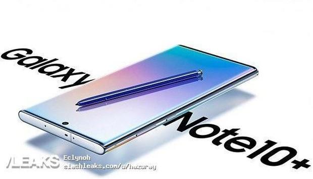 Samsung Galaxy Note 10+ đạt tận 13 kỷ lục về khả năng hiển thị màn hình - Ảnh 2.