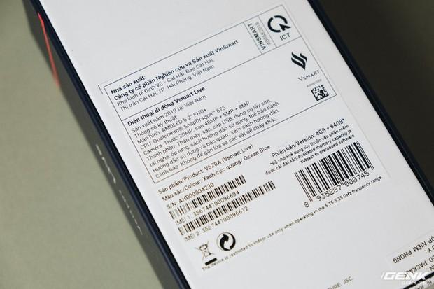 Vsmart Live bị tố là phiên bản đổi tên của điện thoại Trung Quốc: Vsmart nói gì? - Ảnh 1.