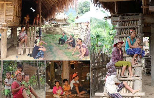 Di chuyển tộc người ngủ ngồi Đan Lai ra khỏi chốn sơn cùng thủy tận về nơi ở mới - Ảnh 4.