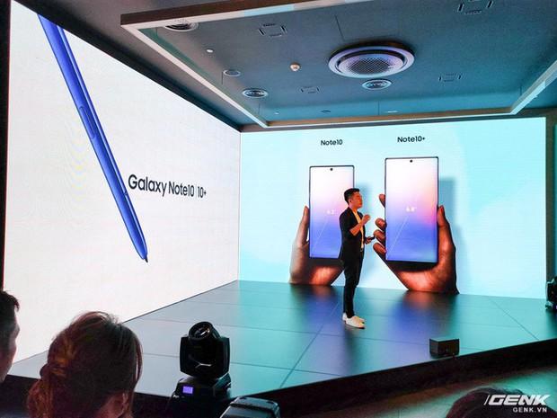 Galaxy Note10 và Note10+ chính thức ra mắt tại Việt Nam: Giá từ 22,9 triệu đồng, mở bán 23/8 - Ảnh 4.