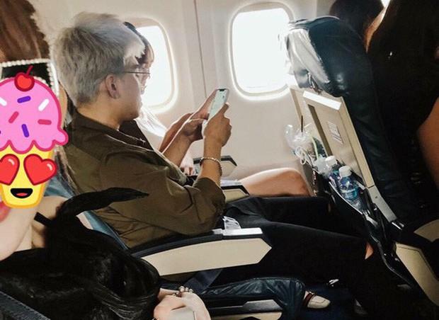 Lộ ảnh Ninh Dương Lan Ngọc quay phim ở Huế, Chi Dân vượt đường xa ra thăm bạn gái tin đồn? - Ảnh 6.