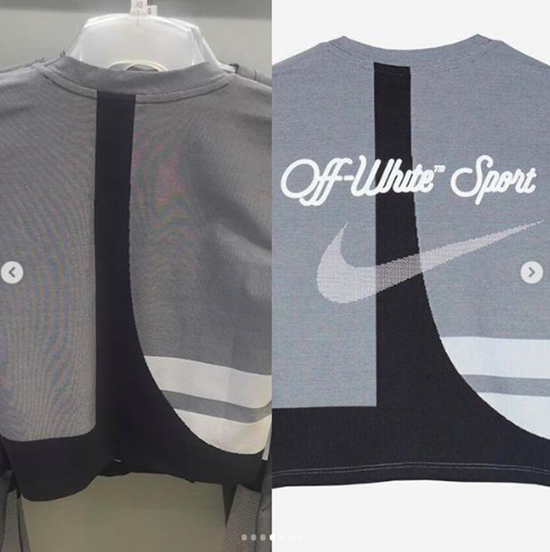 Làm giàu ngon ăn như Nike: in thêm logo Off-White lên đồ outlet rồi bán luôn giá gấp đôi! - Ảnh 5.
