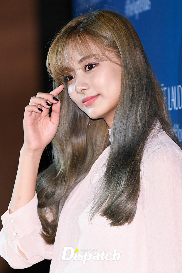 Super Beauty Gathering Event: Jihyo was the first to reveal his dating face with Kang Daniel, and was overshadowed by both Tzuyu and Sulli - Figure 8.
