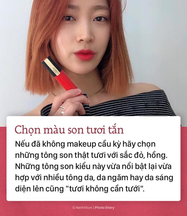 Tips giúp các nàng dù makeup sương sương nhưng vẫn giữ được nhan sắc đỉnh cao khi đi du lịch - Ảnh 9.