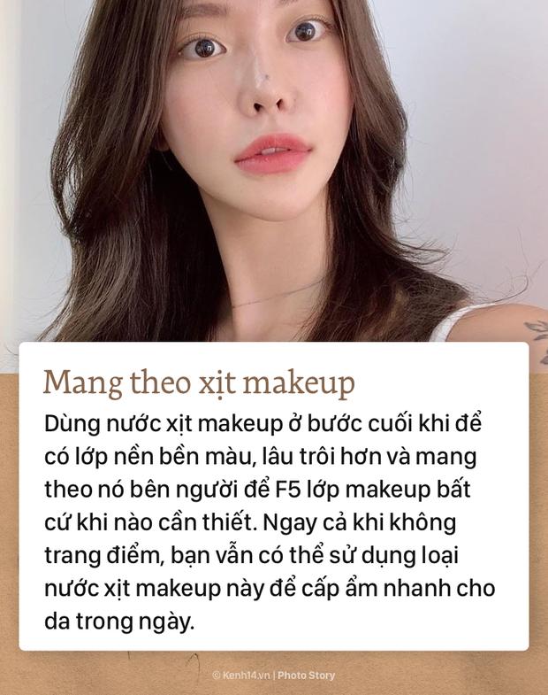 Tips giúp các nàng dù makeup sương sương nhưng vẫn giữ được nhan sắc đỉnh cao khi đi du lịch - Ảnh 5.