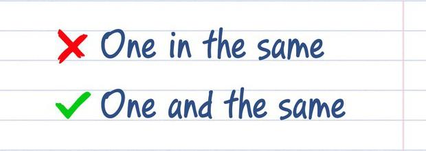 18 lỗi ngữ pháp tiếng Anh tưởng đơn giản nhưng hoá ra ai cũng từng mắc phải một vài lần trong đời! - Ảnh 12.