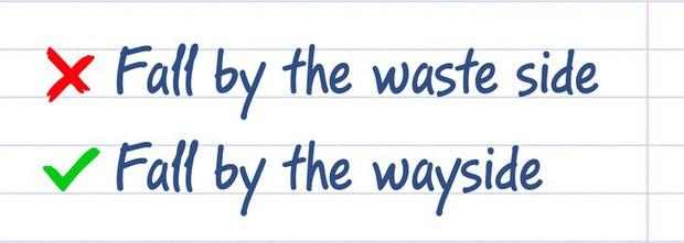 18 lỗi ngữ pháp tiếng Anh tưởng đơn giản nhưng hoá ra ai cũng từng mắc phải một vài lần trong đời! - Ảnh 17.