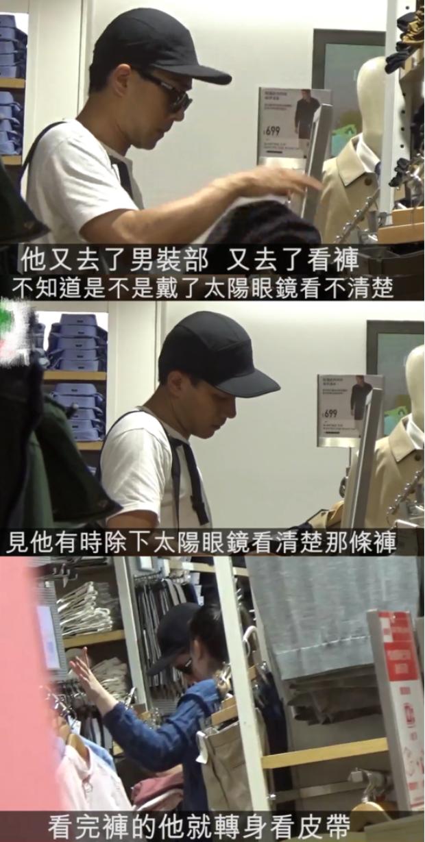 Dương Mịch hớn hở eo thon sau scandal hẹn hò trai trẻ, Lưu Khải Uy buồn bã 1 mình đi shopping mua quần áo giá rẻ - Ảnh 8.