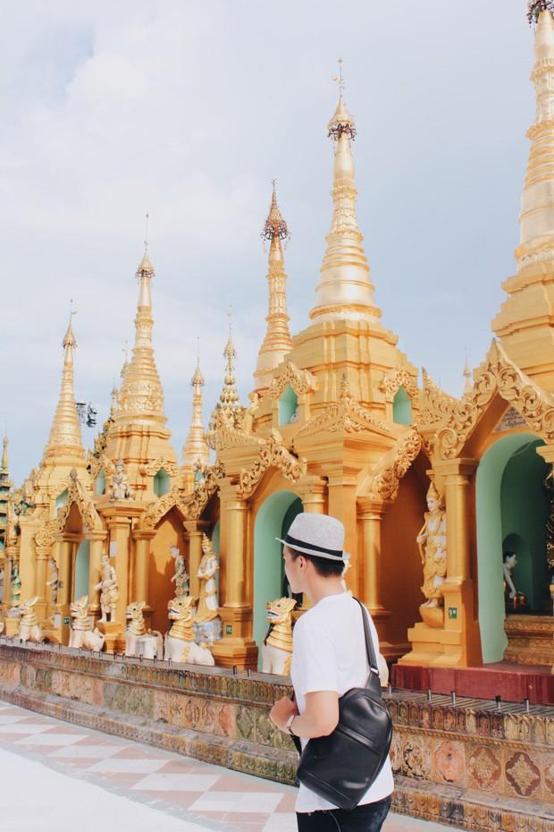 """Cẩm nang du lịch Myanmar chi tiết cho """"tân binh"""" từ travel blogger Lý Thành Cơ, đọc xong là tự tin xách balo lên đi ngay! - Ảnh 4."""