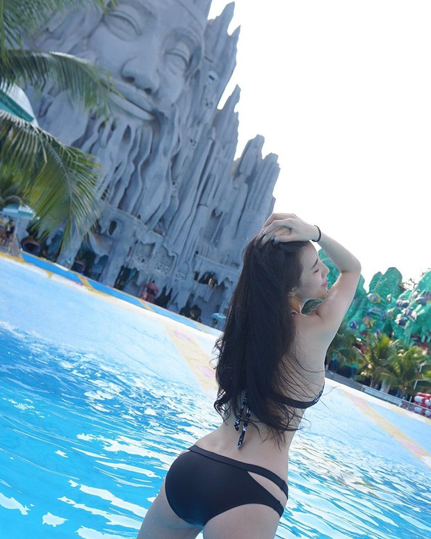 Đăng ảnh bikini sexy ở công viên nước tại Việt Nam, hot girl Đài Loan bất ngờ bị netizen ném đá - Ảnh 7.