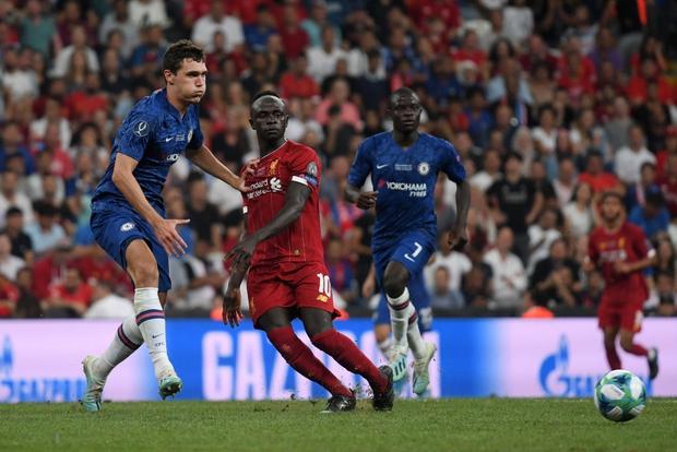 Đánh bại Chelsea sau loạt sút luân lưu cân não, Liverpool đăng quang Siêu cúp châu Âu - Ảnh 4.