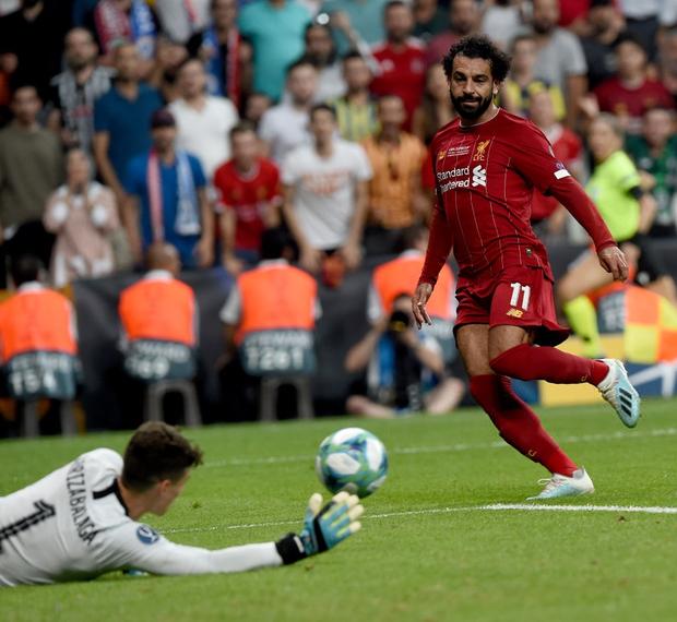 Đánh bại Chelsea sau loạt sút luân lưu cân não, Liverpool đăng quang Siêu cúp châu Âu - Ảnh 5.