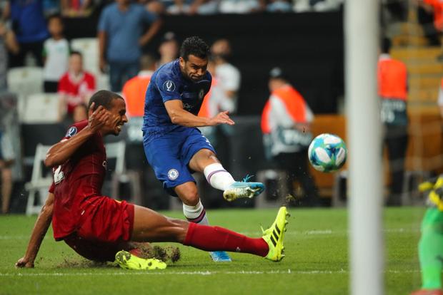 Đánh bại Chelsea sau loạt sút luân lưu cân não, Liverpool đăng quang Siêu cúp châu Âu - Ảnh 6.