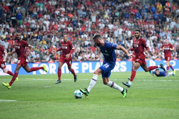 Đánh bại Chelsea sau loạt sút luân lưu cân não, Liverpool đăng quang Siêu cúp châu Âu - Ảnh 7.