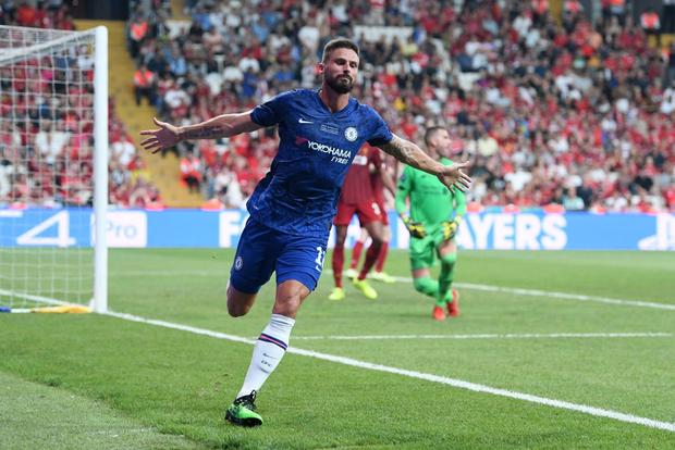 Đánh bại Chelsea sau loạt sút luân lưu cân não, Liverpool đăng quang Siêu cúp châu Âu - Ảnh 8.
