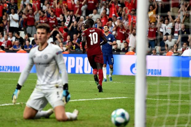 Đánh bại Chelsea sau loạt sút luân lưu cân não, Liverpool đăng quang Siêu cúp châu Âu - Ảnh 14.