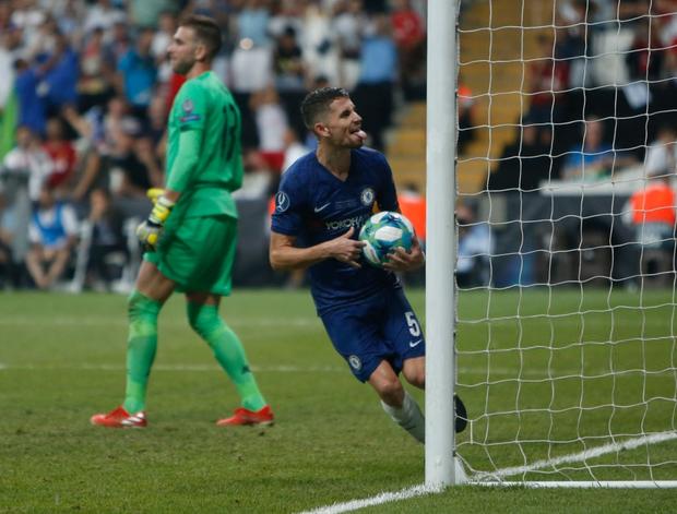 Đánh bại Chelsea sau loạt sút luân lưu cân não, Liverpool đăng quang Siêu cúp châu Âu - Ảnh 15.