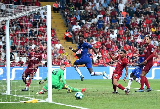 Đánh bại Chelsea sau loạt sút luân lưu cân não, Liverpool đăng quang Siêu cúp châu Âu - Ảnh 16.
