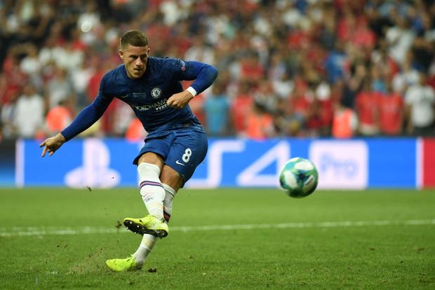 Đánh bại Chelsea sau loạt sút luân lưu cân não, Liverpool đăng quang Siêu cúp châu Âu - Ảnh 17.