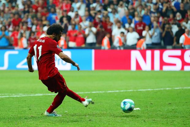 Đánh bại Chelsea sau loạt sút luân lưu cân não, Liverpool đăng quang Siêu cúp châu Âu - Ảnh 18.