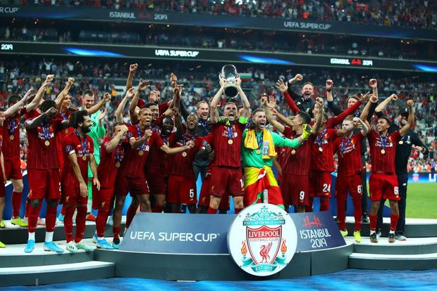 Đánh bại Chelsea sau loạt sút luân lưu cân não, Liverpool đăng quang Siêu cúp châu Âu - Ảnh 22.