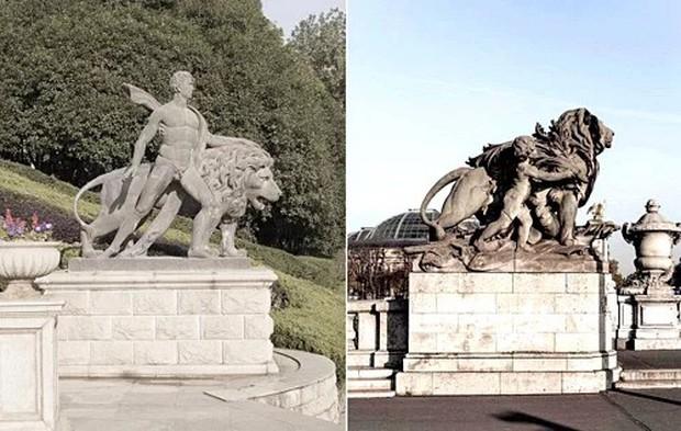"""Sửng sốt với tiểu Paris """"sao y bản chính"""" của Trung Quốc: Vẻ ngoài giống nhau đến kinh ngạc nhưng liệu có so được với bản gốc? - Ảnh 26."""