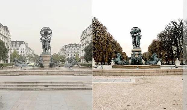 """Sửng sốt với tiểu Paris """"sao y bản chính"""" của Trung Quốc: Vẻ ngoài giống nhau đến kinh ngạc nhưng liệu có so được với bản gốc? - Ảnh 25."""