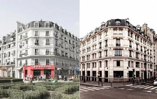 """Sửng sốt với tiểu Paris """"sao y bản chính"""" của Trung Quốc: Vẻ ngoài giống nhau đến kinh ngạc nhưng liệu có so được với bản gốc? - Ảnh 23."""